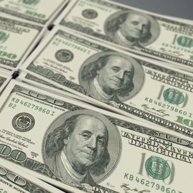 money, cash, $100