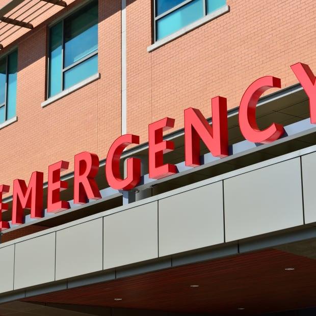 Ambulance hospital emergency