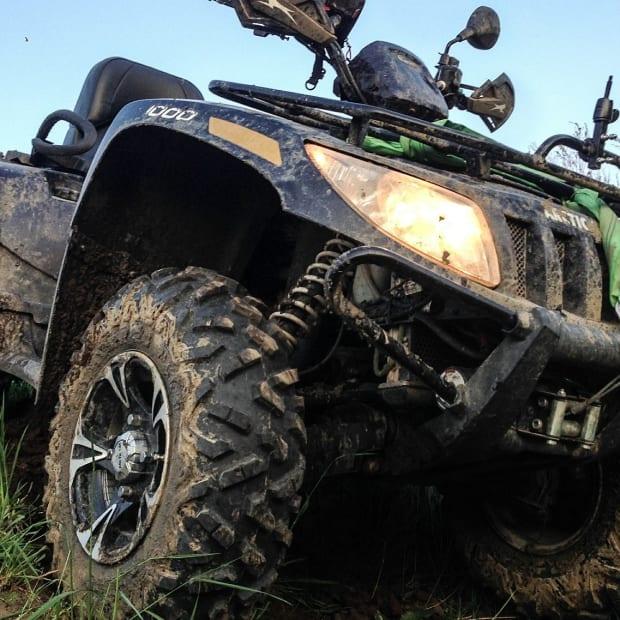 ATV, all-terrain vehicle