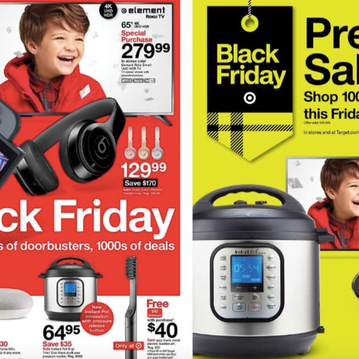 Target Releases Its Black Friday 2019 Ad And Deals Start This Friday Bring Me The News