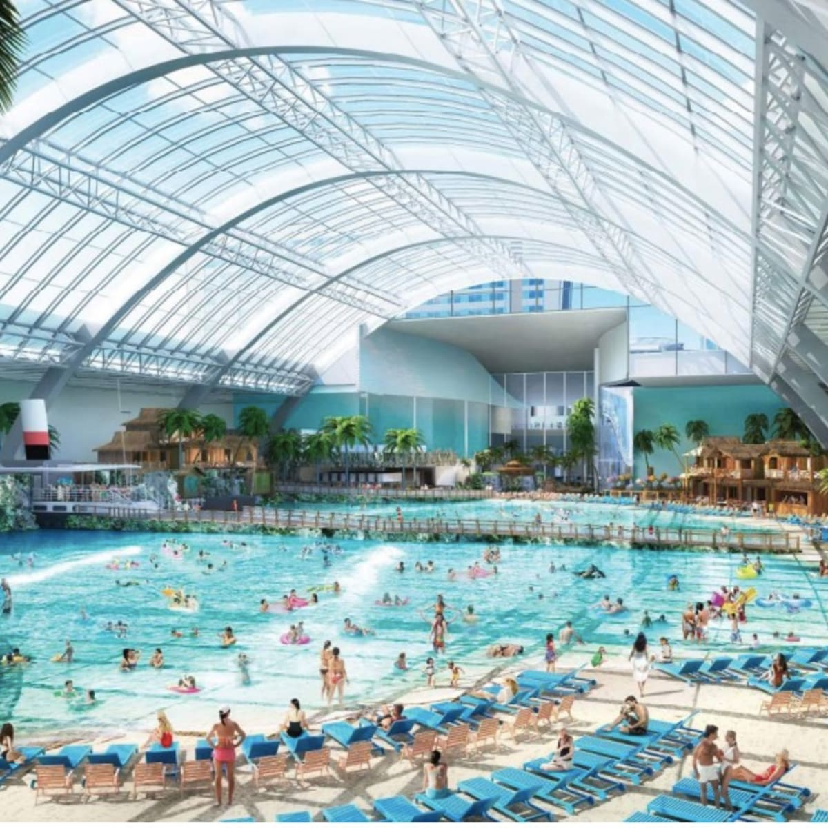 Giant Mall Of America Water Park