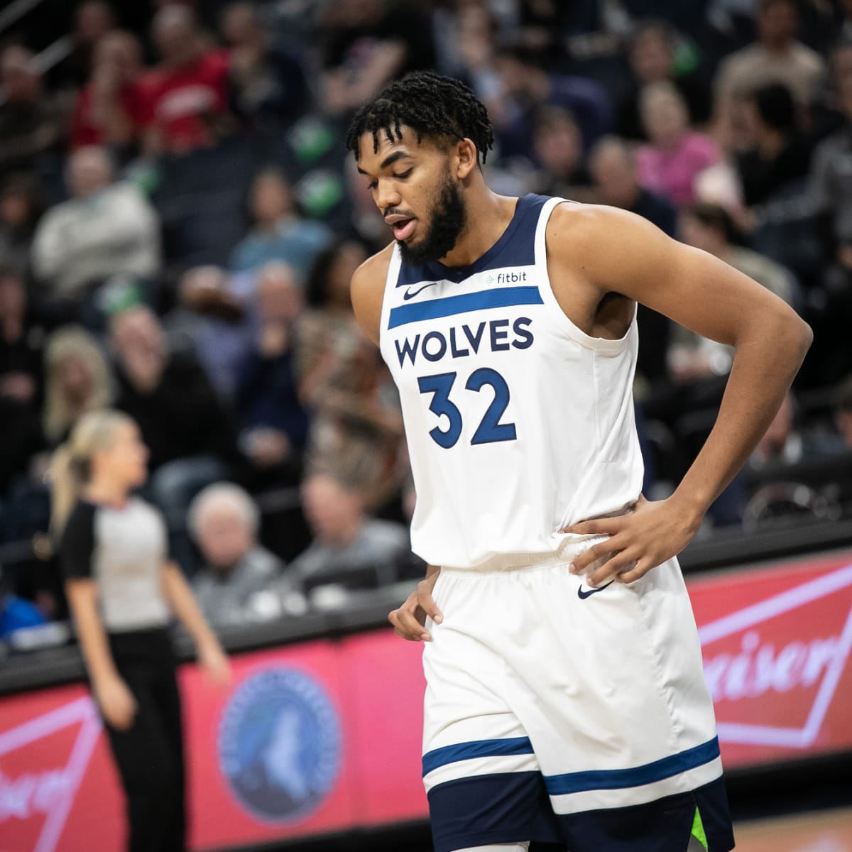 Karl Anthony Towns Opens Up About Mother S Death After Covid 19 Bring Me The News