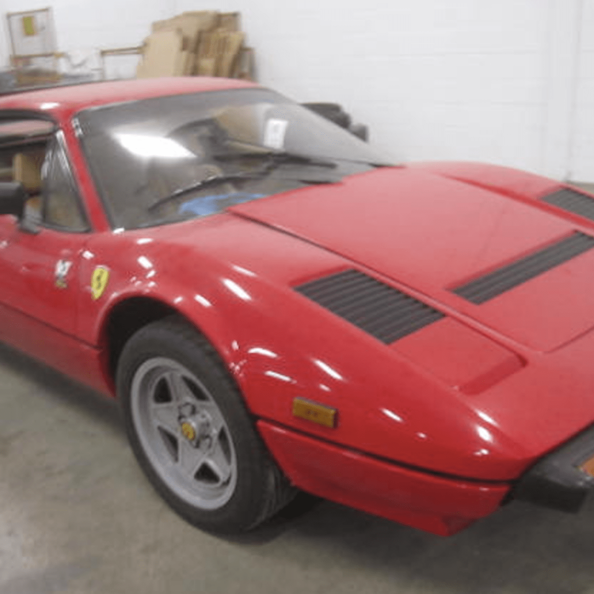 Want An Impounded Ferrari Time Is Running Out To Bid On It Bring Me The News