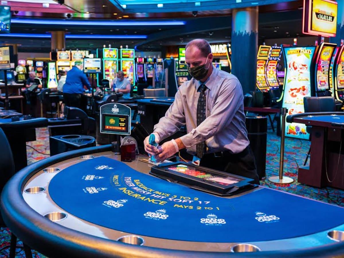 Hinckley gambling avi casino restaurants