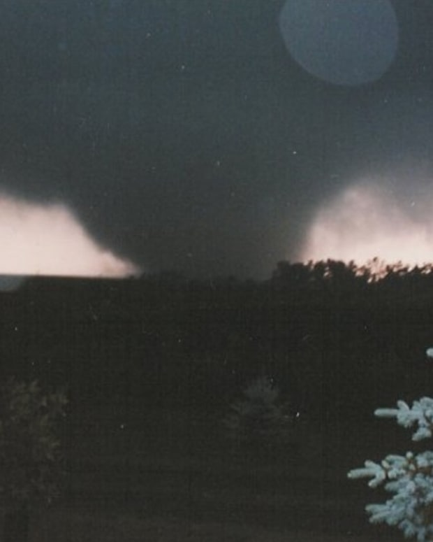 Chandler-Lake Wilson tornado 1992