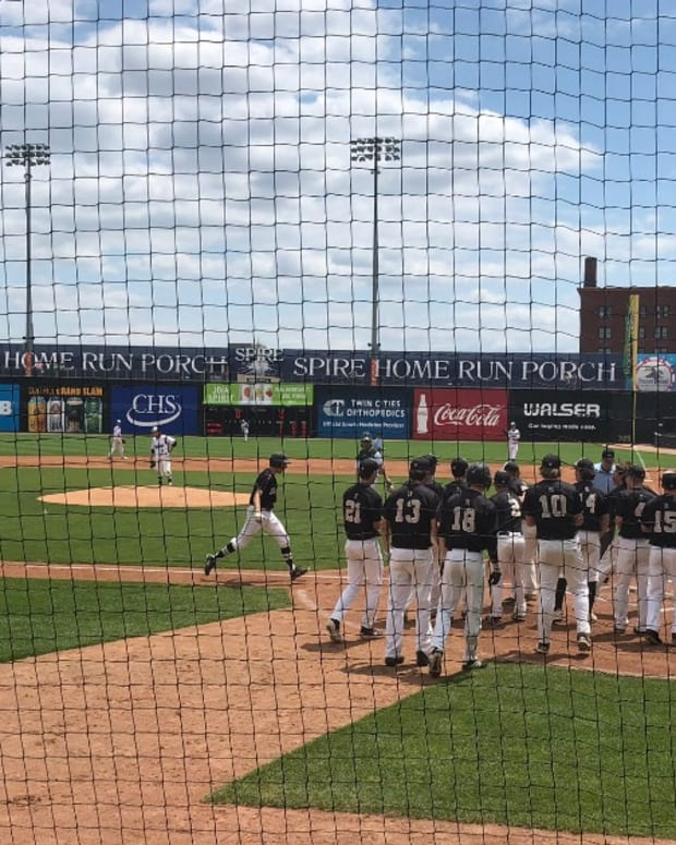 state baseball tournament, East Ridge