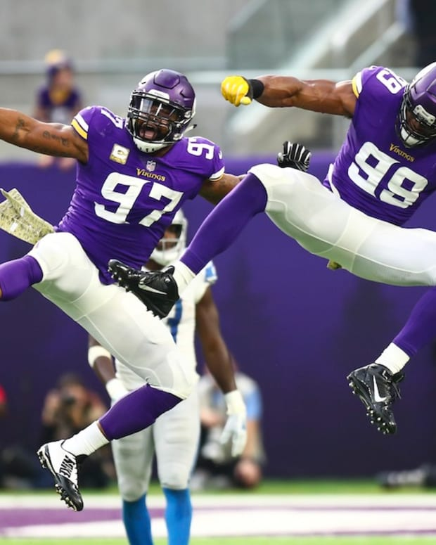 Danielle Hunter, Everson Griffen