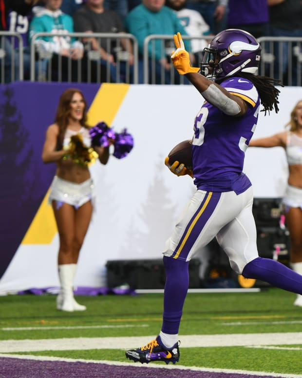Vikings injuries: Stefon Diggs in, Josh Doctson out - Bring