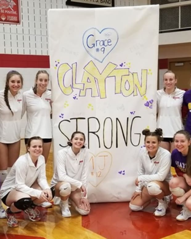 Clayton Strong