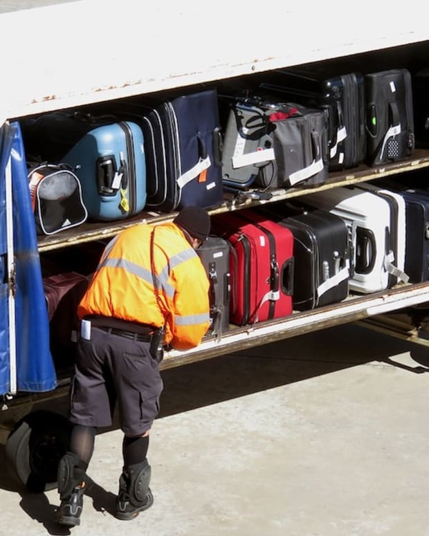 Baggage airport