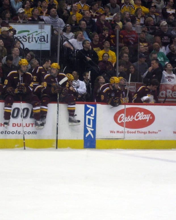 Gopher hockey, Mariucci Arena