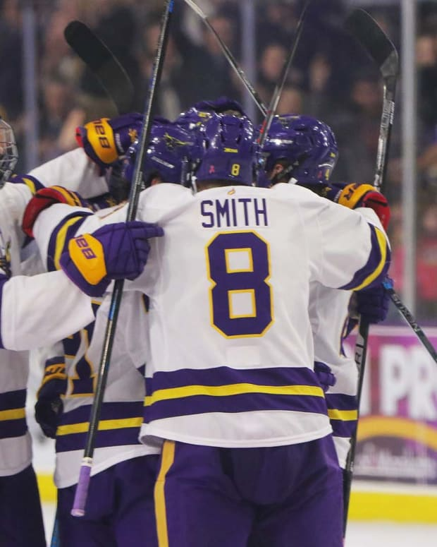 MSU-Mankato hockey, Minnesota State, Mavericks