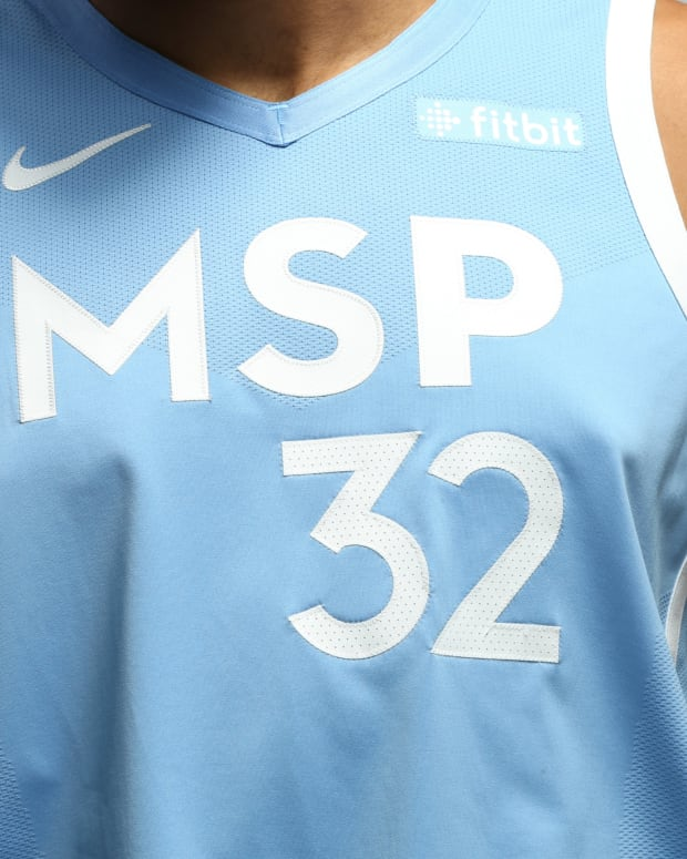 Timberwolves City Edition MSP jerseys