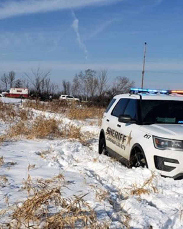 Chisago County chase.