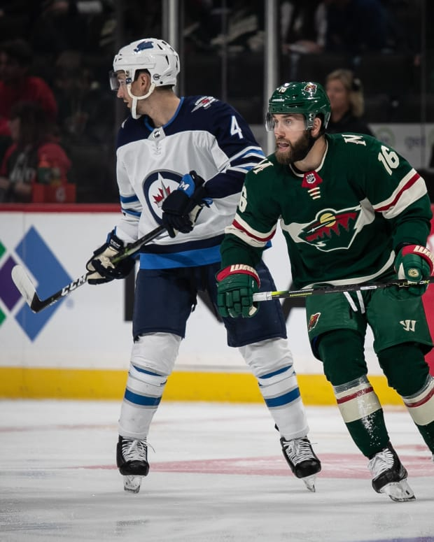 Minnesota Wild Trades Jason Zucker To Pittsburgh Bring Me The News