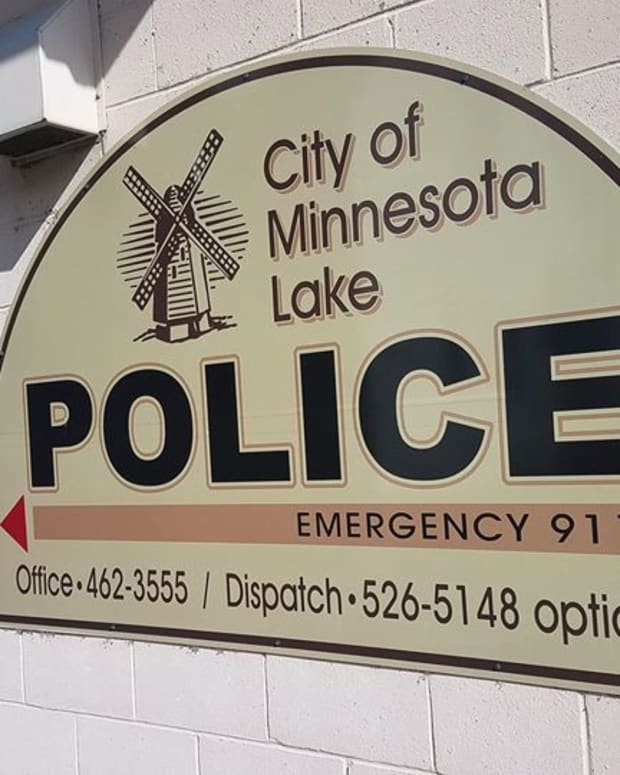 Minnesota Lake Police