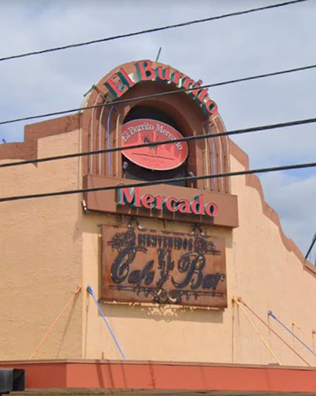 El Burrito Mercado in St. Paul