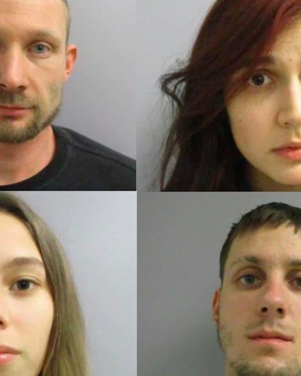 Burglary gang