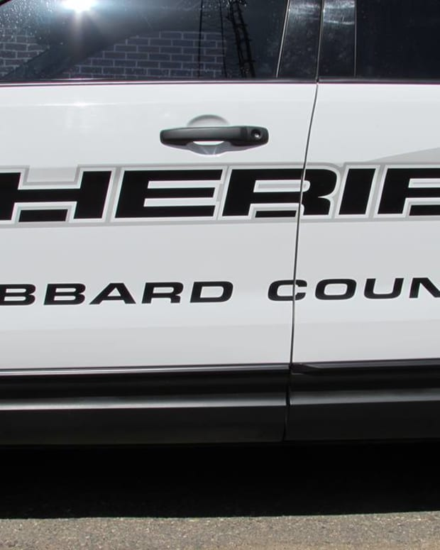 hubbard county sheriff