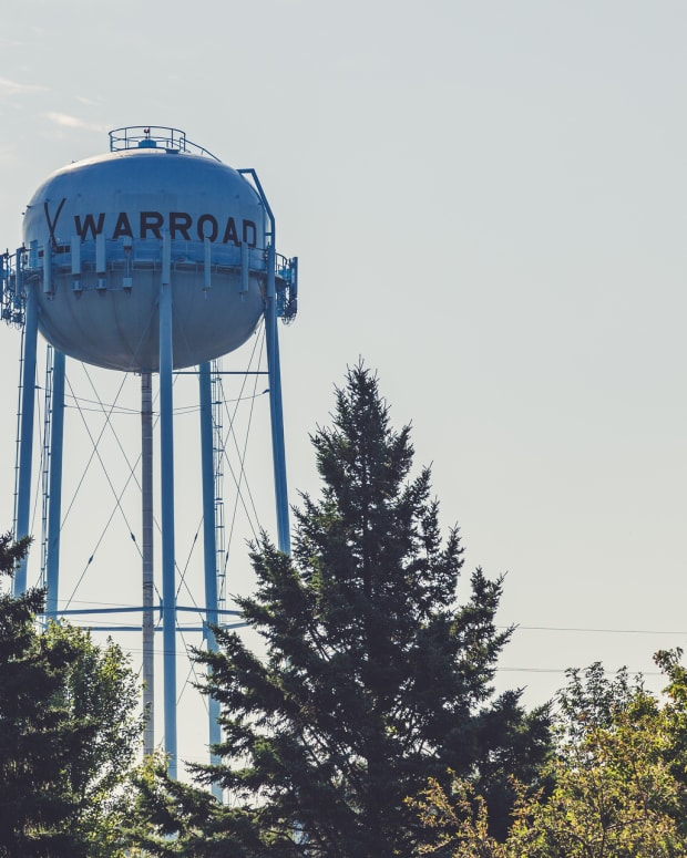 Warroad
