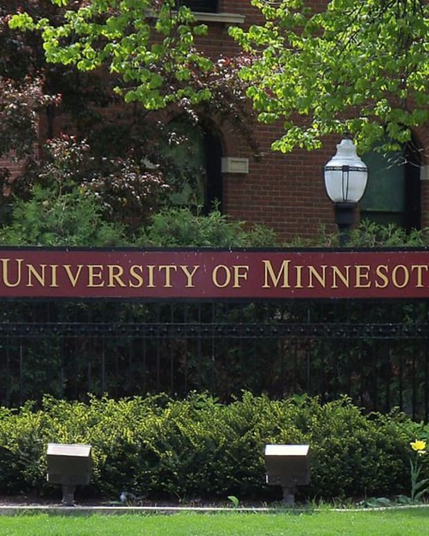 University of minnesota sign