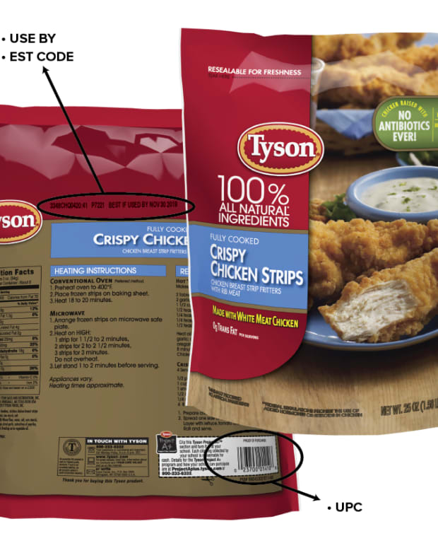 tyson chicken recall 2 - march 22 2019