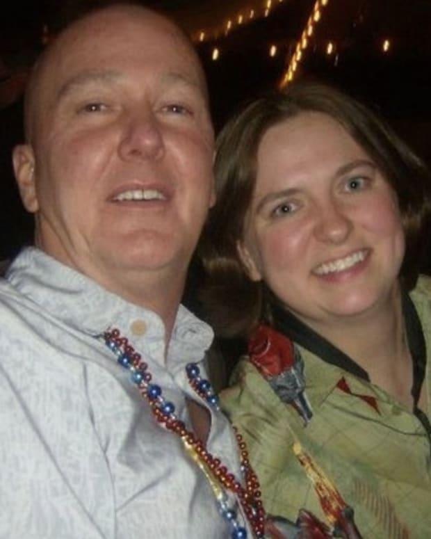 Robert and Shauna Banta