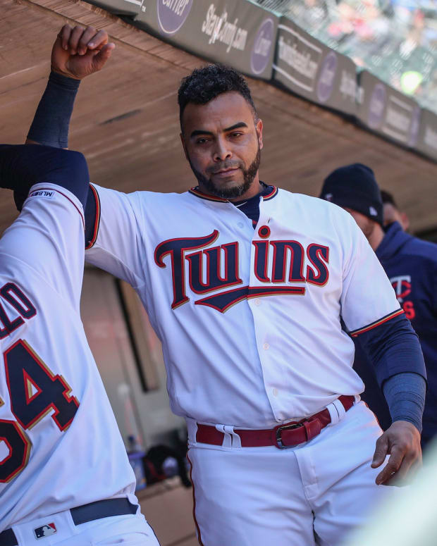 Willians Astudillo, Nelson Cruz