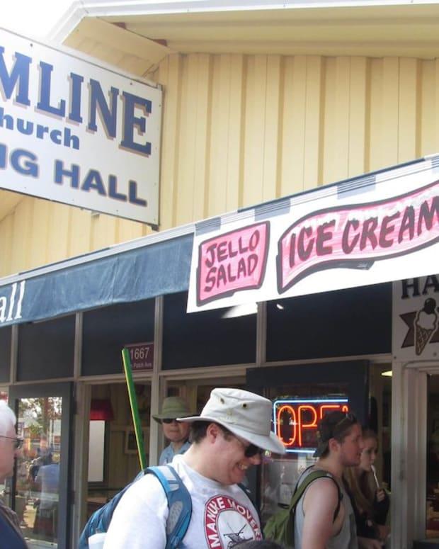 hamline church dining hall - Minnesota State Fair