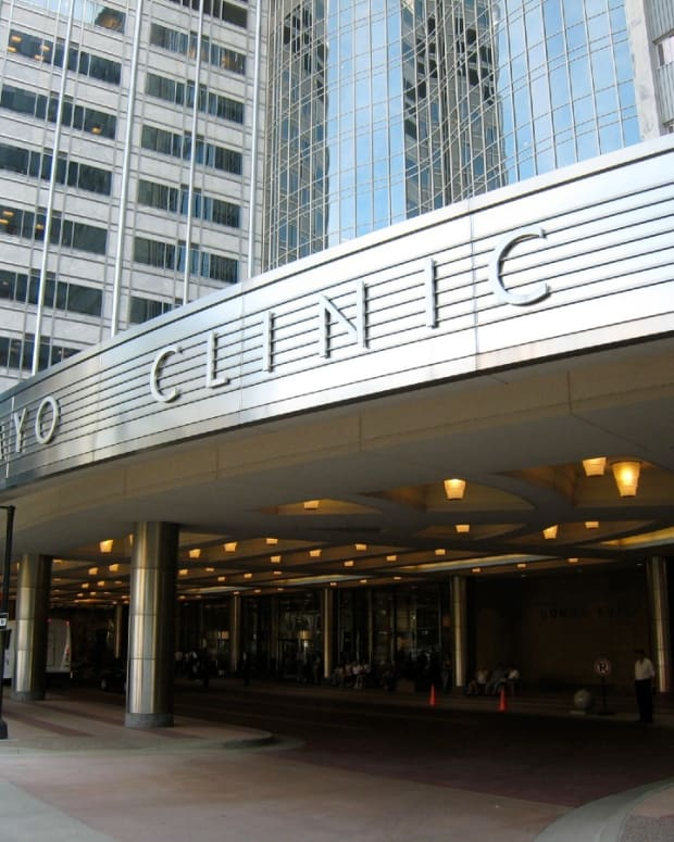 the mayo clinic - edit