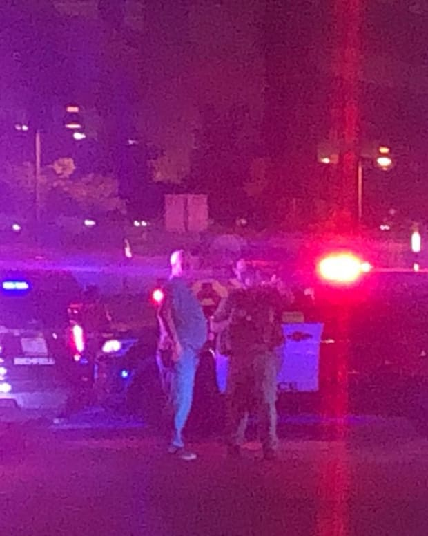 Edina hospital shooting sept. 14