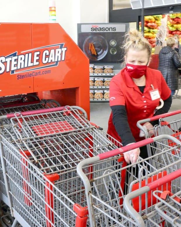 hy-vee sterile carts
