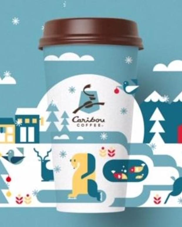 Caribou Coffee Holiday 2020