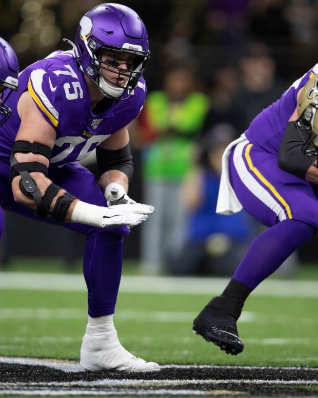 Brian O'Neill, Vikings-Saints