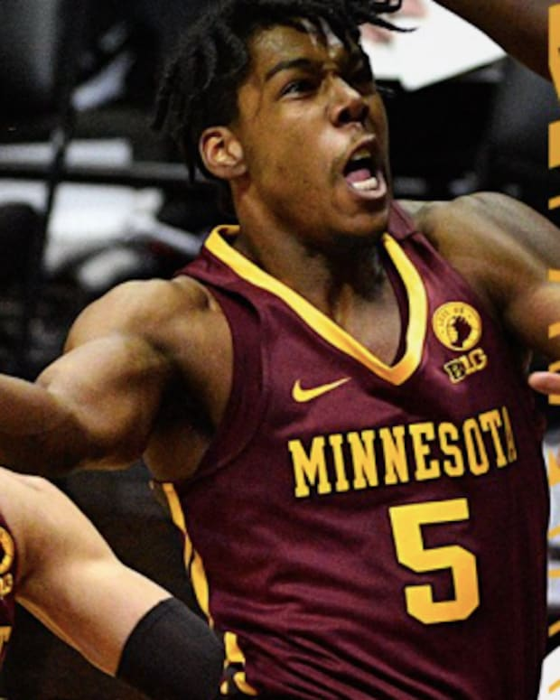 Marcus Carr / Gopher basketball