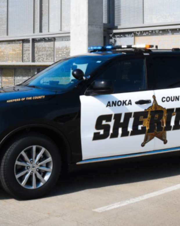 anoka county sheriff's office squad