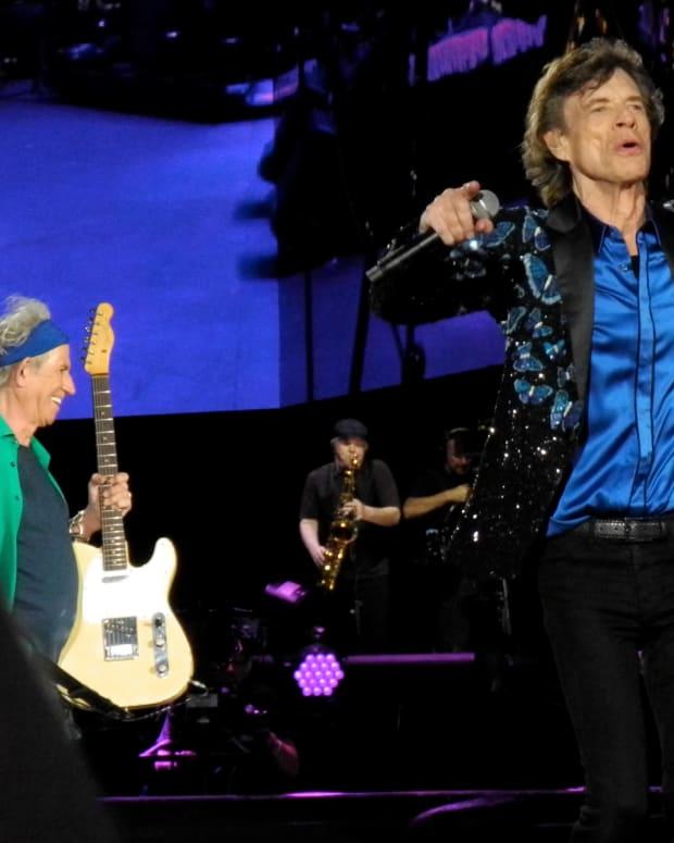 Rolling Stones, Mick Jagger