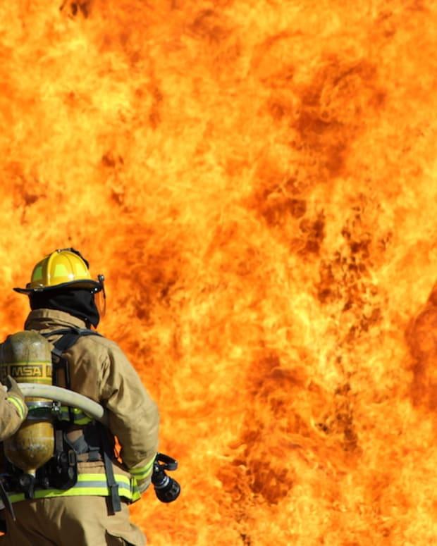 Fire firefighters