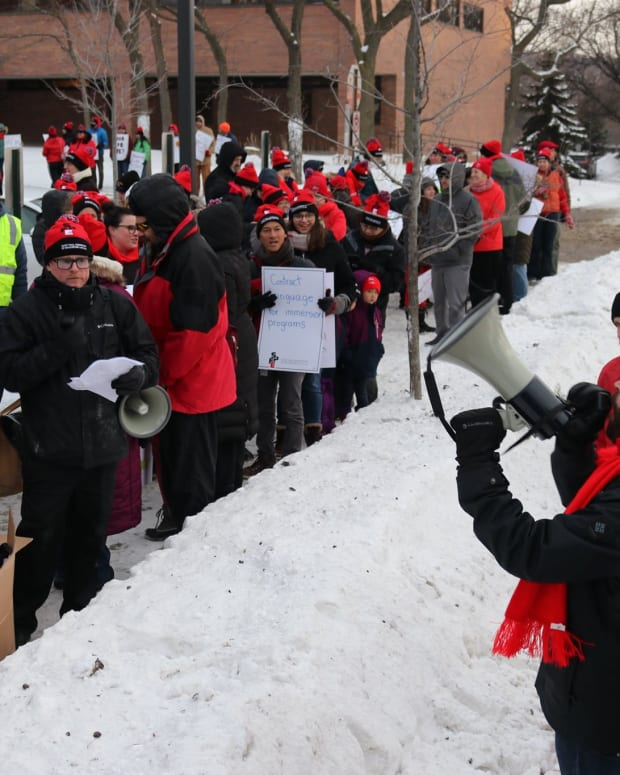 St. Paul teacher strike