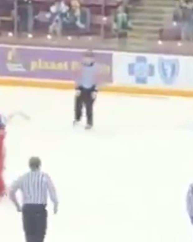 Blake goalie