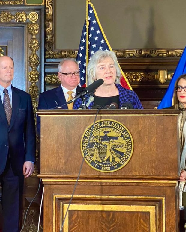Jan Malcolm, Minnesota Department of Health