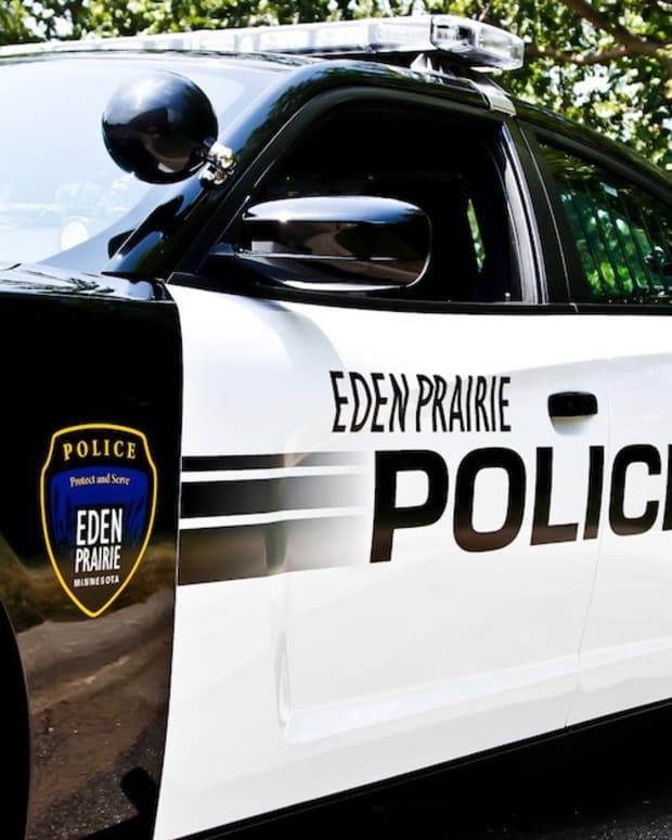 eden prairie police squad car