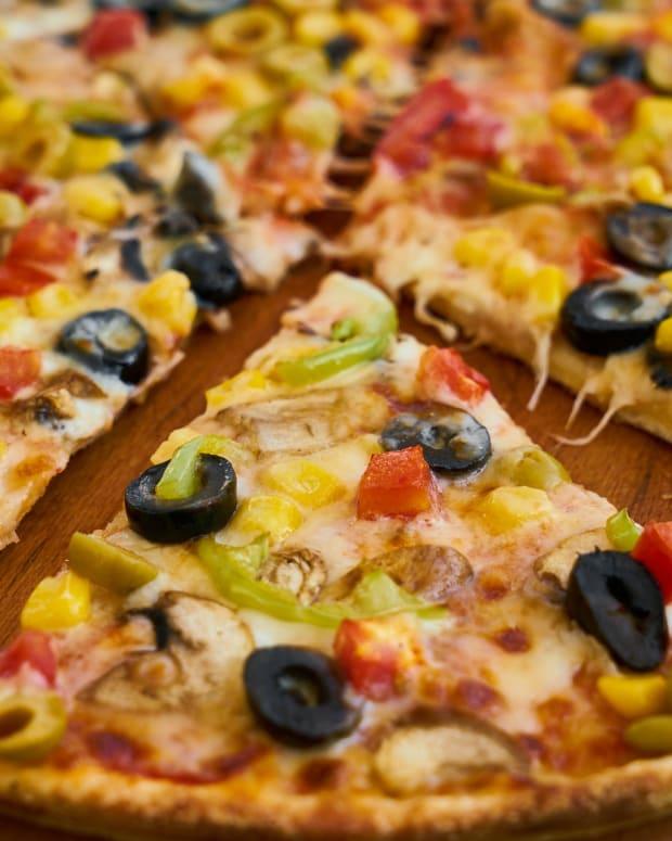 Pizabay pizza