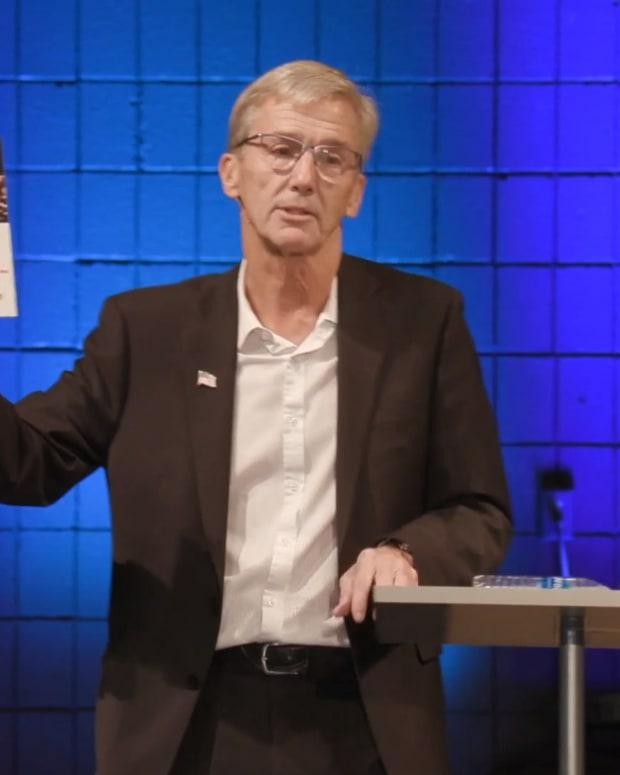 Dr Scott Jensen health freedom conference Sept 25 2021 screengrab