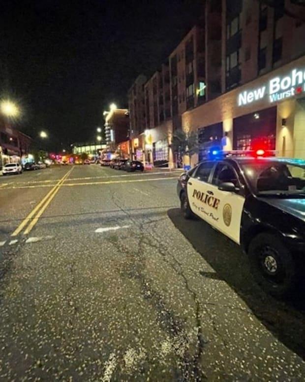 Seventh Street Truck Park shooting, St. Paul