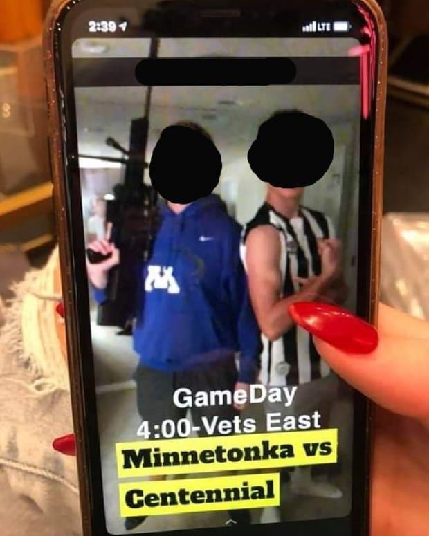 Minnetonka Snapchat gun