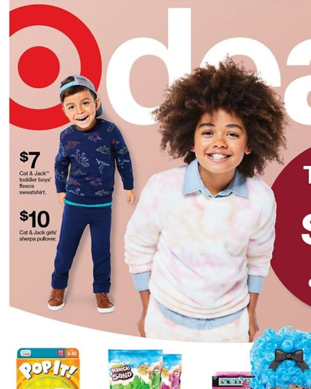 Target deals weekly ad - 10.31.2021