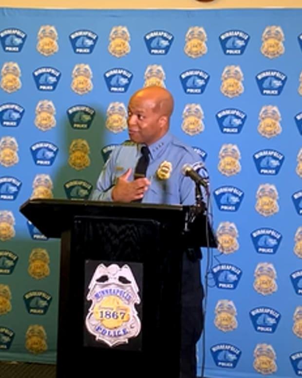 Police chief Arradondo - 2021.10.27