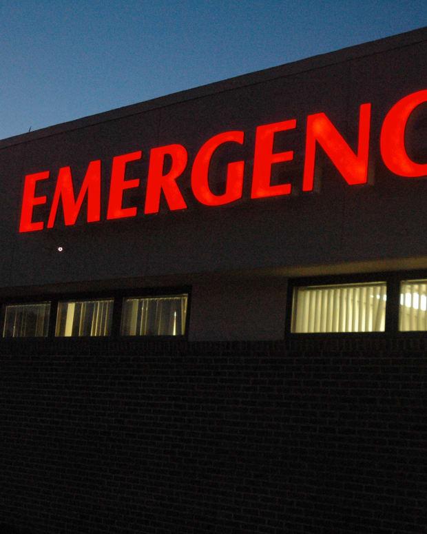 hospital, emergency room