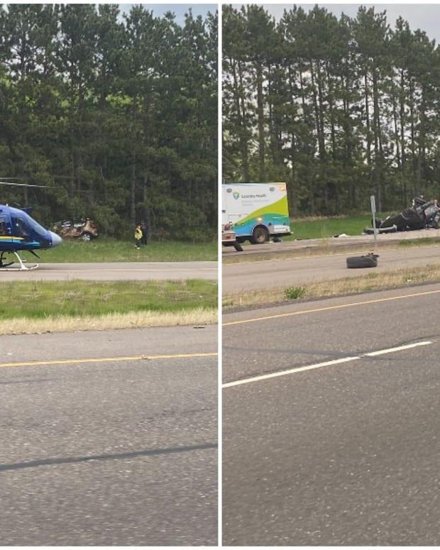 Hinckley crash